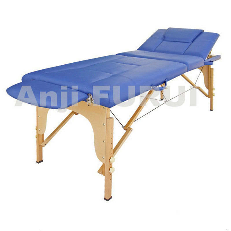 3-section massage table